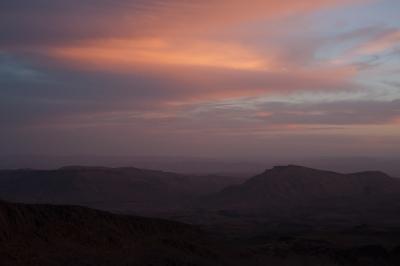 Jbel Sahrho, Morocco